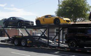 Exotic Car Shipping