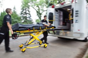 Crash Kills 24-Year-Old Driving Recklessly on Dockser Drive