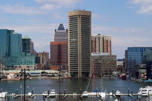 What's going down in Downtown Baltimore?