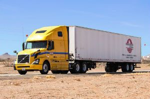 Freight Matching Start-up Aims for Fast Delivery