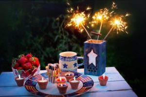 July 4th: Celebrate at Home