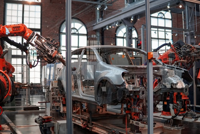 Industrial Robots are Dominating the Factories in Automotive Industries